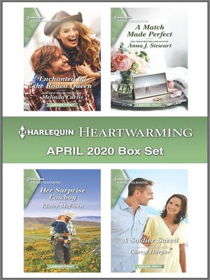cover image of Harlequin Heartwarming April 2020 Box Set