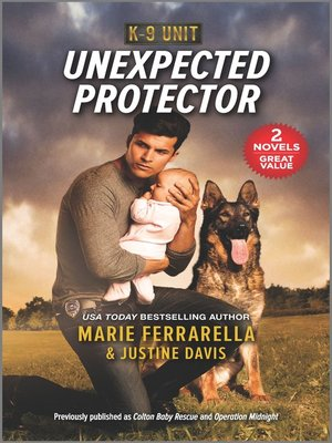 cover image of Unexpected Protector
