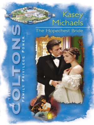 cover image of The Hopechest Bride