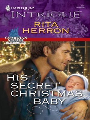 cover image of His Secret Christmas Baby