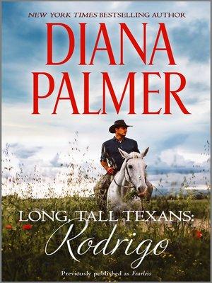 cover image of Long Tall Texans: Rodrigo