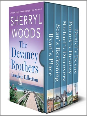 cover image of The Devaney Brothers Complete Collection