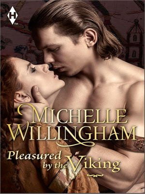 cover image of Pleasured by the Viking