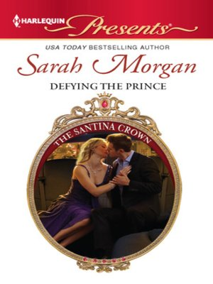 cover image of Defying the Prince