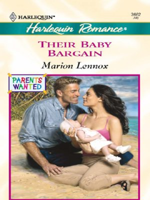 cover image of Their Baby Bargain