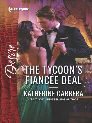 cover image of The Tycoon's Fiancée Deal