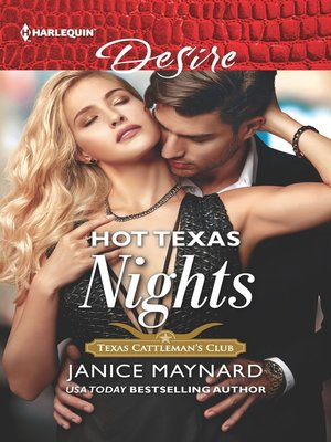 cover image of Hot Texas Nights