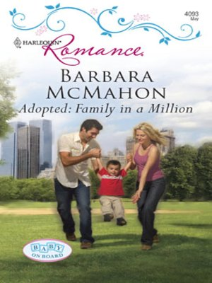cover image of Adopted: Family in a Million