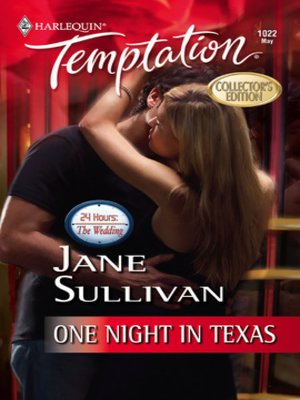 cover image of One Night in Texas