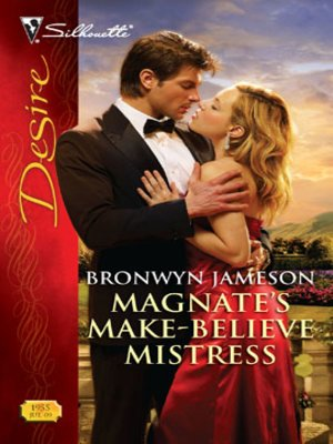 cover image of Magnate's Make-Believe Mistress