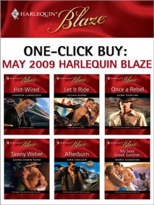 cover image of One-Click Buy: May 2009 Harlequin Blaze