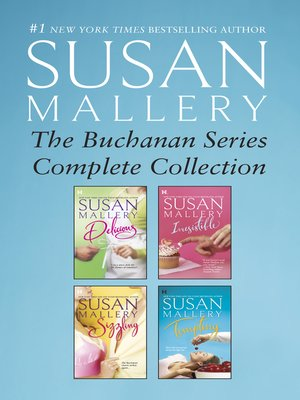 cover image of Susan Mallery The Buchanan Series Complete Collection