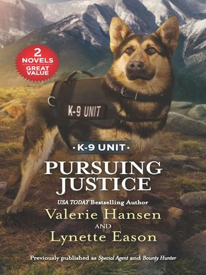 cover image of Pursuing Justice