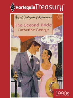 cover image of The Second Bride