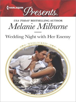 cover image of Wedding Night with Her Enemy