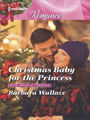 cover image of Christmas Baby for the Princess