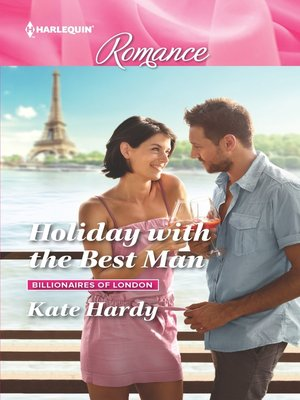 cover image of Holiday with the Best Man