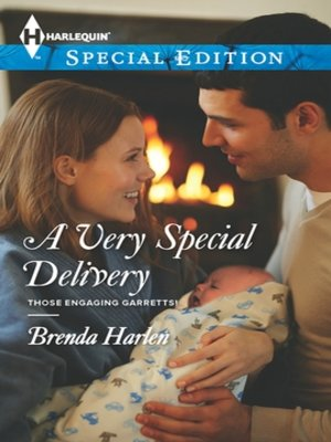 cover image of A Very Special Delivery