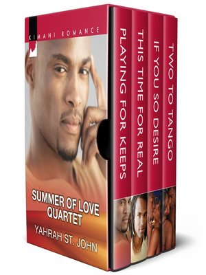 cover image of Summer of Love Quartet