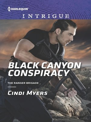 cover image of Black Canyon Conspiracy