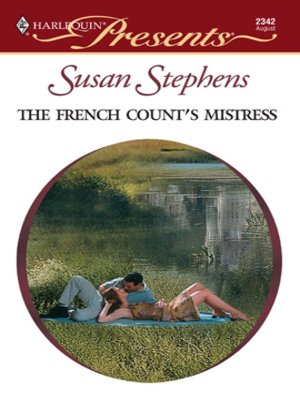 cover image of French Count's Mistress