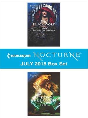 cover image of Harlequin Nocturne July 2018 Box Set