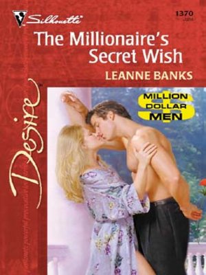 cover image of The Millionaire's Secret Wish