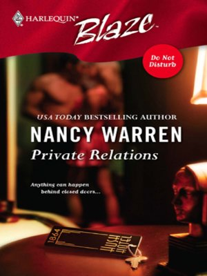 cover image of Private Relations