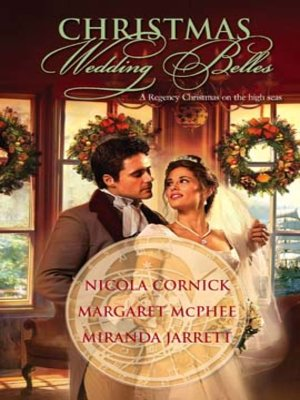 cover image of Christmas Wedding Belles