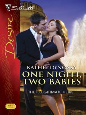 cover image of One Night, Two Babies