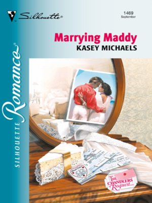 cover image of Marrying Maddy