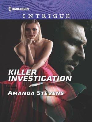 cover image of Killer Investigation