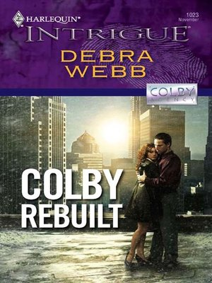 cover image of Colby Rebuilt