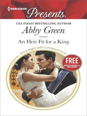 cover image of An Heir Fit for a King: Christmas at the Castello (bonus novella)