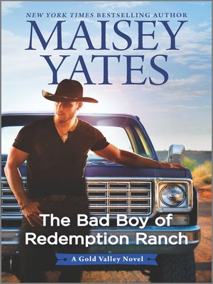 cover image of The Bad Boy of Redemption Ranch