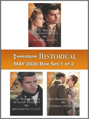 cover image of Harlequin Historical Box Set 1 of 2