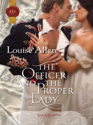 cover image of Officer and the Proper Lady