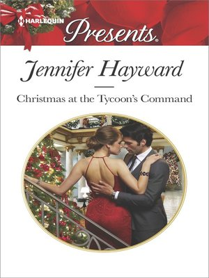 cover image of Christmas at the Tycoon's Command--A Manhattan Christmas Romance
