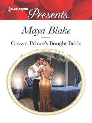 cover image of Crown Prince's Bought Bride