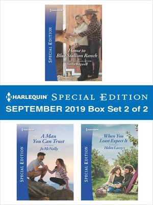 cover image of Harlequin Special Edition September 2019, Box Set 2 of 2