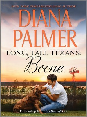 cover image of Long, Tall Texans: Boone