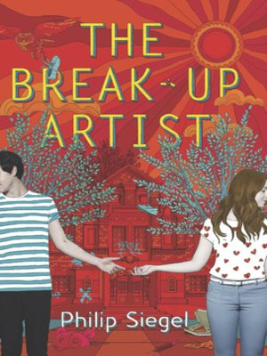 cover image of The Break-Up Artist