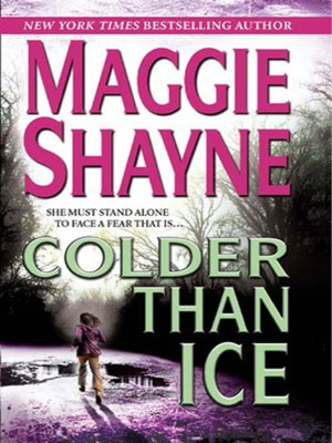 cover image of Colder Than Ice