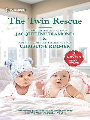 cover image of The Twin Rescue