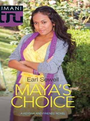 cover image of Maya's Choice