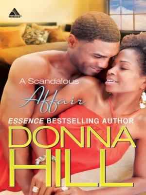 cover image of A Scandalous Affair