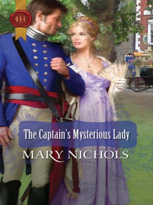 cover image of The Captain's Mysterious Lady