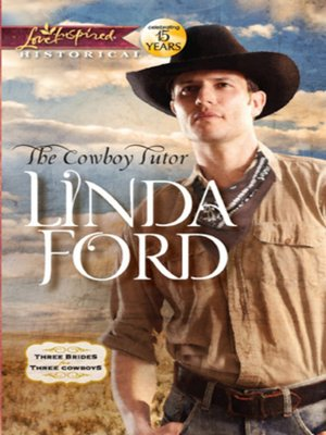 cover image of The Cowboy Tutor