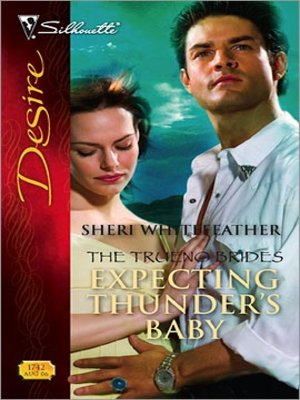 cover image of Expecting Thunder's Baby