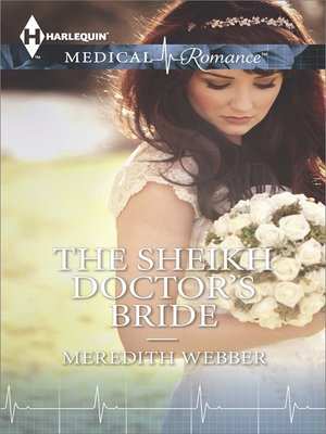 cover image of The Sheikh Doctor's Bride
